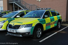 Northern Ireland Ambulance Service / JGZ 1440 / Skoda Octavia Estate / Rapid Response Vehicle (Nick 999) Tags: northern ireland ambulance service jgz 1440 skoda octavia estate rapid response vehicle nias rrv paramedics emergency northernirelandambulanceservice jgz1440 skodaoctaviaestate rapidresponsevehicle