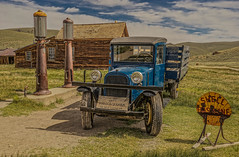 1927 Dodge Graham Flatbed--DSC08621--Bodie, Mono County, CA (Lance & Cromwell back from a Road Trip) Tags: bodieghosttown bodie ghosttown roadtrip 2018 monocounty california highway395 travel sony sonyalpha