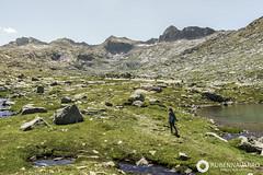 Vall d'Aran (gtmdreams) Tags: vall aran valle de cataluña catalunya trekking montaña mountains senderismo colomers presa panoramica panoramic llac lago