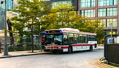 Toronto, Ontario (Motoroil Photography) Tags: 2018 canada motoroilphotography ontario to416 toronto transport travel ca bus busstop orion ttc torontotransitcommission tourism touristattraction tourist tofouronesix to416original