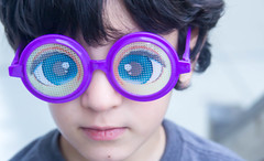 Fun Glasses (Adrian Tranquilino) Tags: laugh fun 365project2018 play kids family playtime children humor