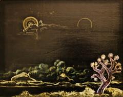 Passage noir (1923) - Max Ernst (1891 - 1976) (pedrosimoes7) Tags: maxernst belem berardocollection centroculturaldebelem lisbon portugal dada surrealism colognedadagroup ✩ecoledesbeauxarts✩ masterpiecemansion
