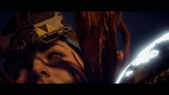 the Girl who falls into a another world (lazso) Tags: filmphotography horizon zero dawn videogame photo art lovuguys