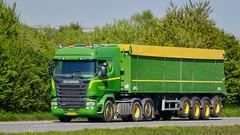AV26596 (18.05.08, Motorvej 501, Viby J)DSC_7577_Balancer (Lav Ulv) Tags: 247895 chrjensenlandbrug green r490 highline scania rseries pgrseries scaniarseries 2015 e6 euro6 6x2 r6 driverjimmi bulktipper amttrailer truck truckphoto truckspotter traffic trafik verkehr cabover street road strasse vej commercialvehicles erhvervskøretøjer danmark denmark dänemark danishhauliers danskefirmaer danskevognmænd vehicle køretøj aarhus lkw lastbil lastvogn camion vehicule coe danemark danimarca lorry autocarra danoise vrachtwagen motorway autobahn motorvej vibyj highway hiway autostrada trækker hauler zugmaschine tractorunit tractor artic articulated semi sattelzug auflieger trailer sattelschlepper vogntog oplegger