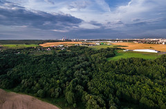 Minsk Aerial (free3yourmind) Tags: minsk aerial forest factory clouds cloudy belarus city view above xiaomi mi drone quadcopter