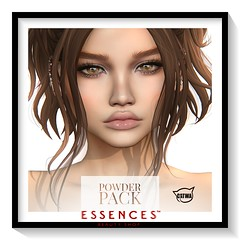 Powder Pack Catwa October 2018 (Powder Pack) Tags: powderpack secondlife mesh head catwa applier