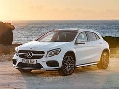 Mercedes-AMG GLA 45 (Mega-Fox) Tags: mercedesamg gla 45 x156 2016 essence turbo intégrale