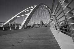 edmonton_42 (Arif Jaffer Photography) Tags: blackandwhite bw architecture bridge yeg edmonton alberta sony mirrorless a7 2470 zeis f4 lines daytime october wideangle