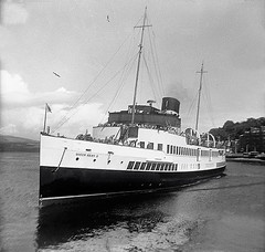TS Queen-Mary (norriemacloud) Tags: scotland firthofclyde queenmaryii