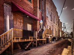 Alley – Jackson, Georgia (Lee Edwin Coursey) Tags: 2018 usa georgia southexplore southern travel rural september summer