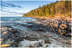 Miners Beach- Munising, Michigan (etzel_noble) Tags: landscapelovers landscapephotography naturelovers naturephotography puremichigan fallseason upnorth upperpeninsulamichigan canon6d canonphotography minersbeach greatlakes lake landscape nature munising michigan picturedrocksnationallakeshore lakesuperior