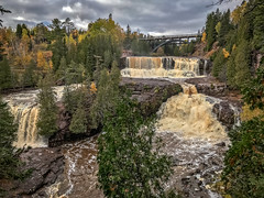 Gooseberry Falls (Walt Polley) Tags: copyright©2018waltpolley gooseberryfallsstatepark iphone7s