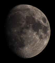 Moon in Northampton, Pennsylvania. (j.r.hoff) Tags: moon lunar craters solar