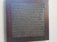 St Mary's Church Higham (sarflondondunc) Tags: stmaryschurch higham kent hylton yeomanoftheguard henryviii