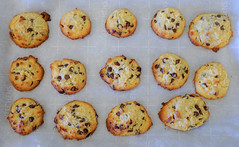 2018.10.21 Low Carbohydrate Chocolate Chip Cookies, Washington, DC USA 06693