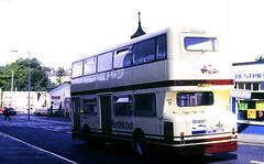 Slide 122-47 (Steve Guess) Tags: croydon surrey greater london england gb uk bus kentishbus leyland atlantean an jpl124k an124 lcse
