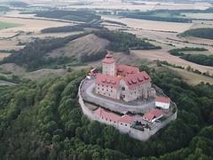 Die Wachsenburg (icepickel) Tags: dreigleichen castle thuringia ruine landschaft burg