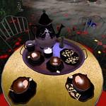 DFS HW Witches Magic Tea Set thumbnail