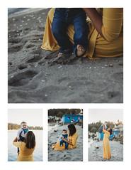 Ramirez Collage 2 (ChristieCFox) Tags: children baby oneyearold beach bainbridgeisland poulsbo kitsap kitsapphotographer family motherandson