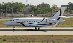 9H-JSB LMML 27-09-2018 (Burmarrad (Mark) Camenzuli Thank you for the 13.7) Tags: airline private aircraft dassault falcon 2000 registration 9hjsb cn lmml 27092018 336 tag aviation malta