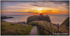 Dunnottar Castle Daybreak (c) (Tontoe1963) Tags: dunnottar stonehaven castle sunrise ocean ancient history ruins