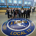 Mayor Garcetti at the Grand Opening Ceremony of International Longshore and Warehouse Union's New Dispatch Hall at the Port of Los Angeles