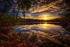 Herbstbeginn am See (radonracer) Tags: herbst autumn