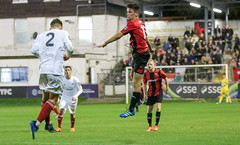 Lewes 3 Worthing 4 03 10 2018-59.jpg (jamesboyes) Tags: lewes worthing sussex football soccer fussball calcio voetbal amateur bostik isthmian goal score celebrate tackle pitch canon 70d dslr