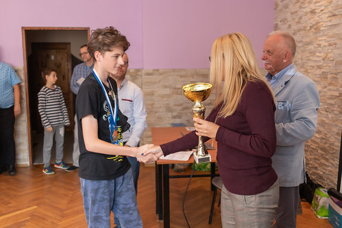 Grand Prix Spółdzielni Mieszkaniowej w Szachach Turniej VII-187