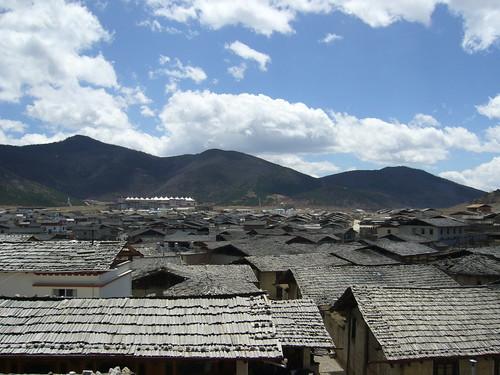 Zhongdian, Yunnan, 2008