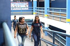 Aluna da Esc. Municipal nas Paralimpíadas  Escolares 2018