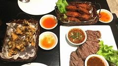 Restaurant in Bangkok/Thailand (02/2017) (Migathgi) Tags: migathgi essen bangkok thailand food restaurant v300 2017