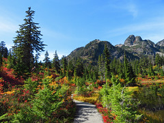 Autumn at Artist Point in WA (Landscapes in The West) Tags: artistpoint northcascadesnationalpark mountbakersnoqualmienationalforest washington pacificnorthwest landscape west autumn