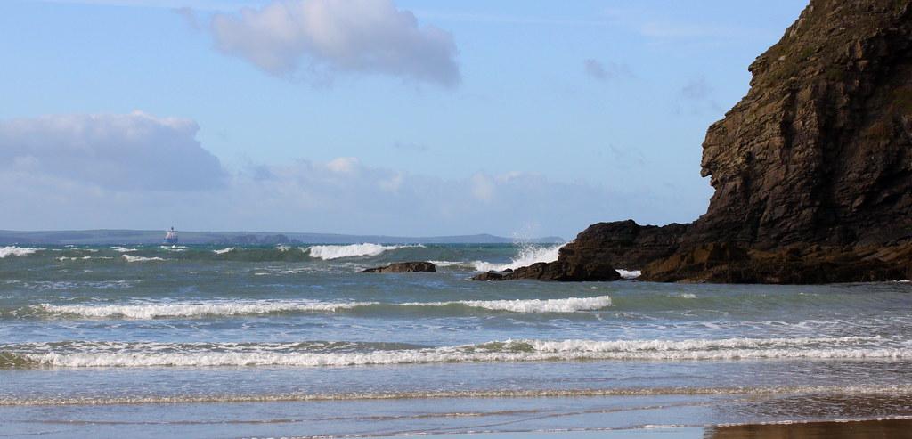 Surf at Nolton Haven 4