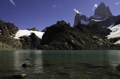 El Chalten-5 (Petouso) Tags: americadelsur amériquedusud paysage reflets landscapes laguna lac neige fitzroy elchalten argentina argentine patagonie patagonia