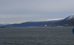 Heading into Tromso 2 (bigjon) Tags: tromso arctic norway cold sea fjord hurtigruten kong harold