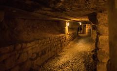 Katakumby Paryża. (Patryk Krzyzak) Tags: fotografia krzyzak paris paryz paryż patryk photographer photography trip les catacombes de foto fotograf