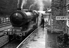 SVR 81003bwcr (kgvuk) Tags: svr severnvalleyrailway train railway heritage preservation station highley railwaystation locomotive steamlocomotive steamtrain steamengine 8572 460 lner b12