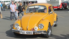 Volkswagen Beetle (PAI680). (Fred Dean Jnr) Tags: meathreg volkswagen beetle ai pai680 dublinport september2015 dublinportrally2015 dublin dublinportrally