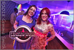 Propaganda nightclub - Emily & Gemma - October 2018 (GemmaSmith_TVUK) Tags: 2018 tgirl tgirls transvestite tv cd convincing crossdresser trans transgender feminine girly cute pretty mtf gurl sexy happy tvchix fun hot pose legs boytogirl propaganda