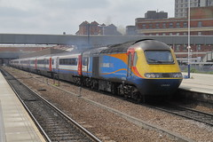 43054 (Rob390029) Tags: 43054 emt east midlands trains class 43 leicester railway station lei mml midland mainline