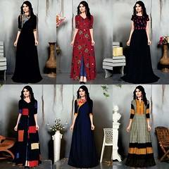 designer-gown-onlineset-of-6pcs (ss2314030) Tags: women designergown fashion festival shopping megadeal