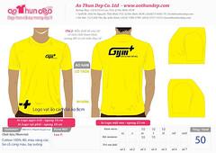 Đồng Phục Gym (MediaPro vietnam) Tags: may đồng phục