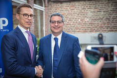 A23A8587 (More pictures and videos: connect@epp.eu) Tags: epp summit european people party brussels belgium october 2018 adrian delia malta alexander stubb