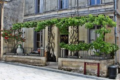 5 Rue des Girondins (just.Luc) Tags: house maison huis haus terras terrasse france frankrijk frankreich francia frança saintémilion gironde nouvelleaquitaine