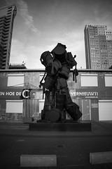 Rotterdam'art Session (Tiph Haine) Tags: sony alpha 7ii sonyalpha7ii sonyfrance fullframe pleinformat 28mm primelense sony28mf2 explore travel rotterdam city color street streetart art streetlife streetview