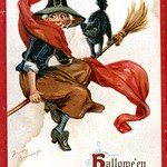 Halloween - Witch, 1911 thumbnail