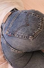 Levis Ass 36 (dennisk4760) Tags: levis ass jeans arsch butt denim 501 tight sexy