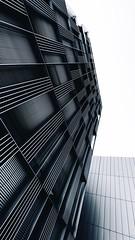 ThyssenKrupp Quartier - Essen (frankdorgathen) Tags: perspektive perspective weitwinkel wideangle ruhrpott ruhrgebiet essen altendorf quartier thyssenkrupp architecture architektur büro office gebäude building sony1018mm alpha6000 sony