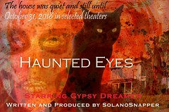 Coming October 31st in Selected Theaters (SolanoSnapper) Tags: hauntedeyes treatthis ew mixmasterchallenge movieposter 6ws